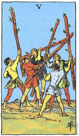 leo el five of wands horoscopo gratuito de la semana del 28 de octubre al 03 de noviembre i214452