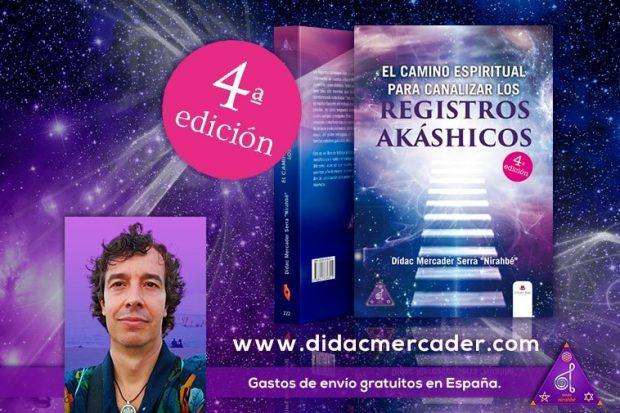 4a edicion libro lectura formacion registros akashicos presencial distancia noviembre 2 i215434