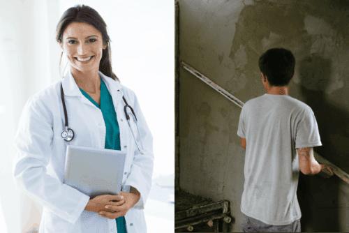 medico y albañil-la gran confusion ser hacer o tener i214516