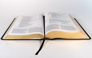 bible bibia libro abierto anna bonus kingsford 32 origen de los evangelios i215535
