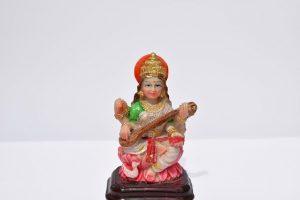 Sarasvati, la diosa adorada por todos