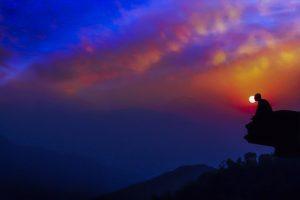meditation in dusk 1846084 640 mensaje del colectivo de guias via caroline oceana ryan 20 de dici i216660