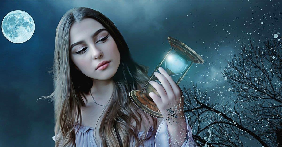 Rituales de esoterismo y la luna