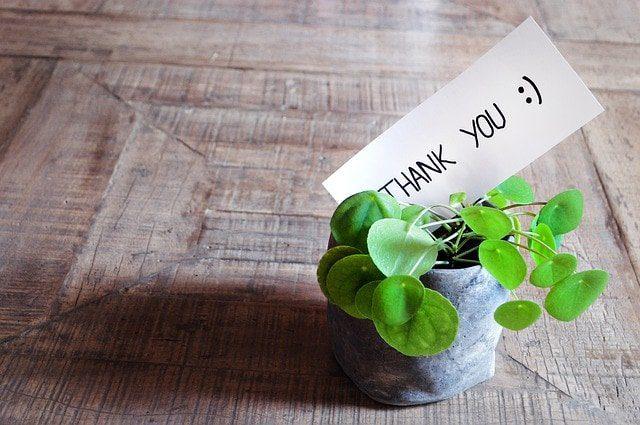 dar gracias siempre por que dar gracias puede hacerte un ser mas feliz y prospero lo i219199