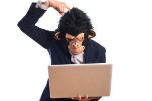 Reflexiones: El mono civilizado