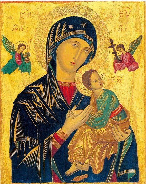 mother of perpetual help 1060612 960 720 anna bonus kingsford sobre los misterios cristianos 48 parte 2 i219043