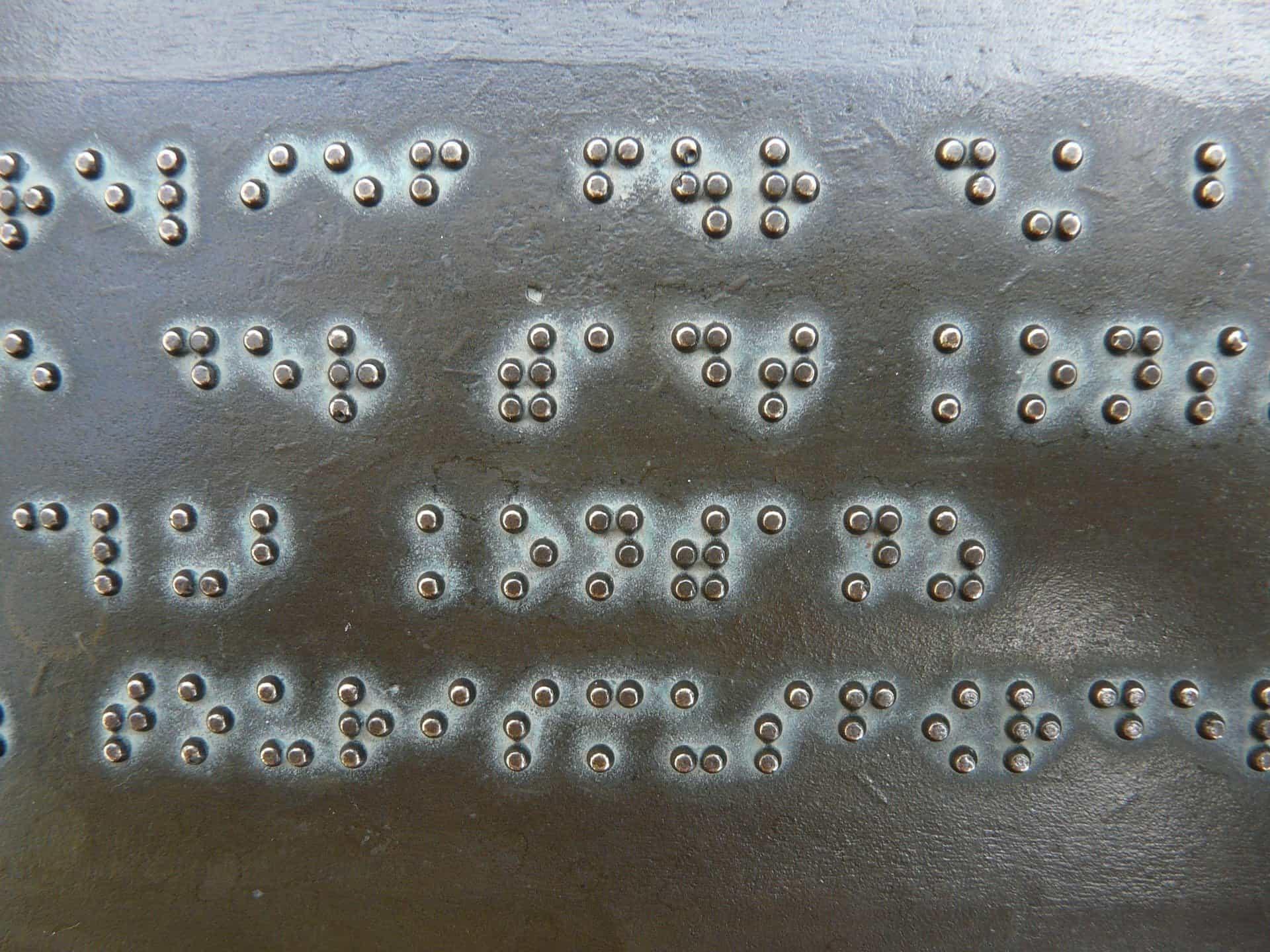 braille acoso escolar 4 educacion inclusiva y altruismo i221105