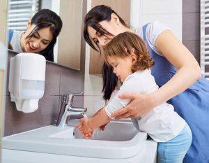 fomenta el lavado de las manos prevencion del coronavirus i221158