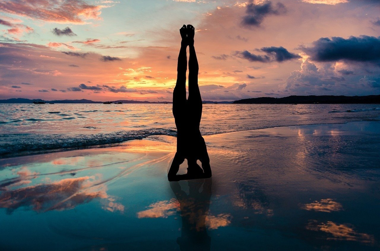 yoga stand in hands silhouette 2149407 1280 todo es amor o la falta de el ivo de vega a traves de sharon stewart i220885