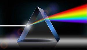 espectro de luz de la composicion de los cristales naturaleza fundamental compendio de geometria sagrada i174663