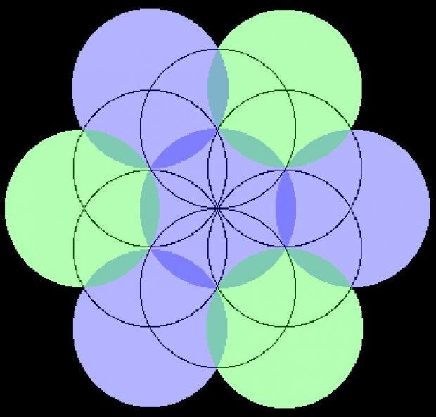 huevo de la vida compendio de geometria sagrada 8211 original i174663