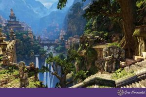 La búsqueda de Shambala, el paraíso perdido.