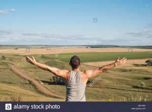 la libertad hombre libre con los brazos abiertos contra el horizonte viajes m5143d el poder del miedo8230 tiene el miedo poder realmente i223003