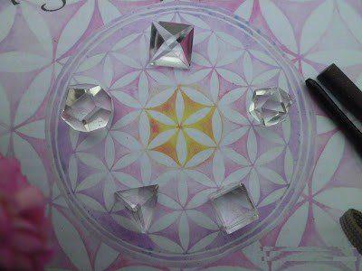 terapias usando los 5 solidos platonicos compendio de geometria sagrada 8211 original i174663