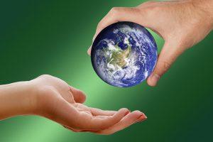 El amor de la Tierra, por Pamela Kribbe