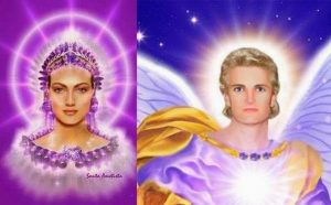lady amatista y aa zakiel decreto de amor por arcangelina amatista y los 72 nombres de dios i225438