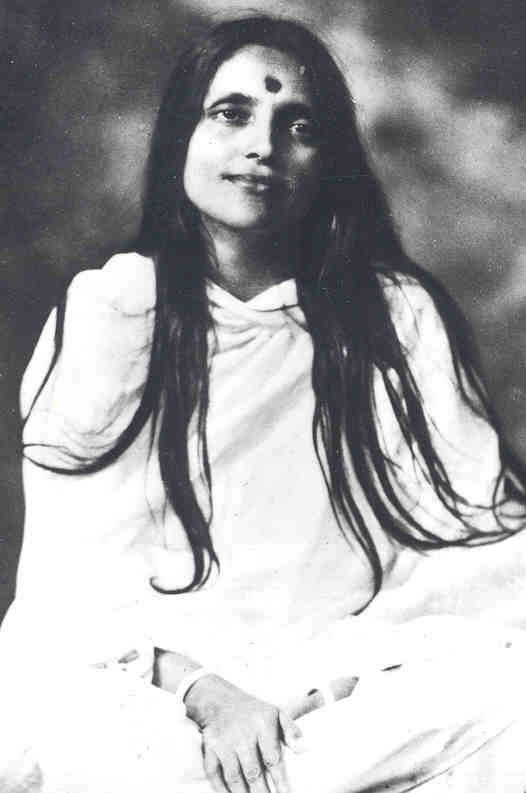 sri anandamoyi ma anandamayi ma la belleza bengali de la serenidad e unidad con el ser s i226867