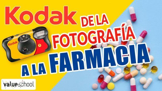 kodak farmacéutico