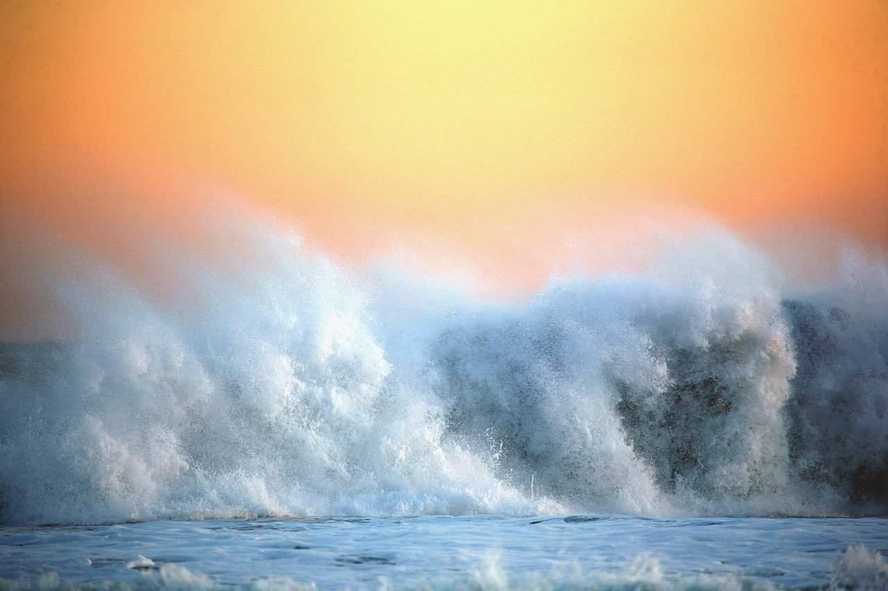 the pacific ocean 2591897 1280 tiempos tormentosos el consejo de la luz 30 10 2020 i229012