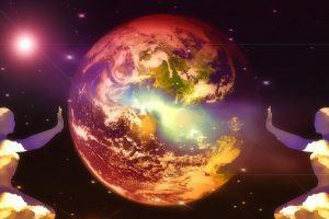 Gaia: La sanación llega con poderosas energías desde el centro de la galaxia