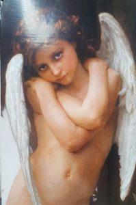 angel proteccion en vos confio mi corazon sagrado i233297