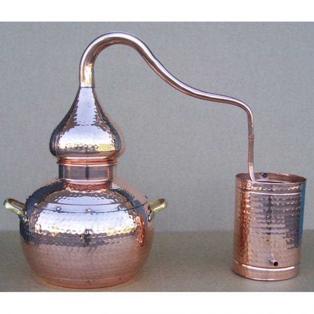alambique 20 litros tradicional agua de carmen melisana i235551