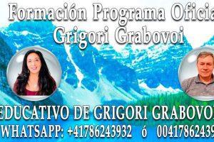 Formación Oficial de las enseñanzas de Grigori Grabovoi en 3 años de formación – Abril 2021