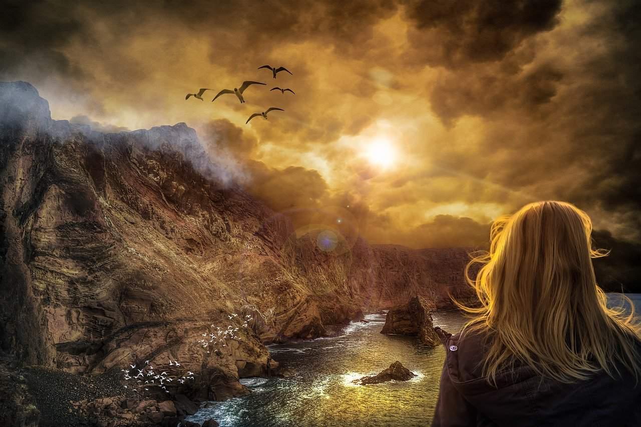 sunset 3154715 1280 creando una nueva tierra segunda parte mensaje del consejo de angeles i236540