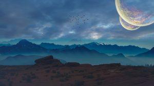 planets 1956031 640 el portal a sirio un mensaje de bienvenida i237636