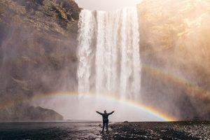 waterfalls 828948 640 el crecimiento de la vida un mensaje del arcangel rafael i236784