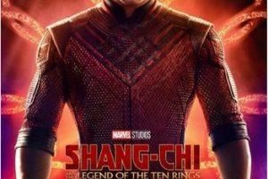 SHANG-CHI: la leyenda de los diez anillos
