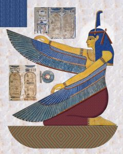 goddess maat or maat of ancient egypt reconstructed quienes son los emisarios pleyadianos de la luz i327447