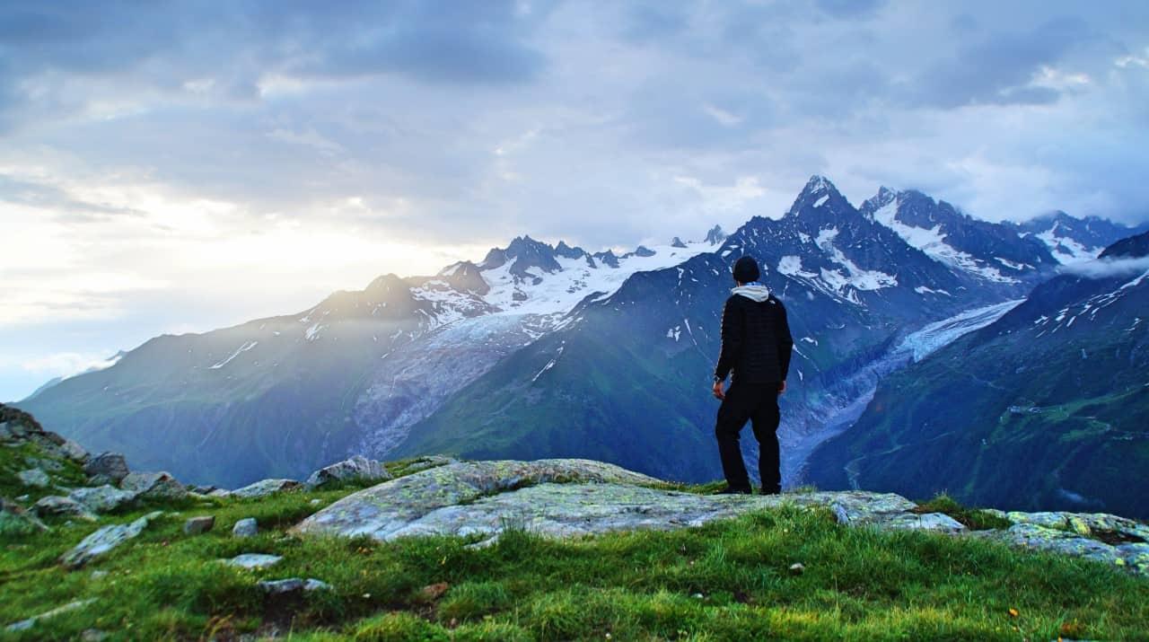 landscape nature wilderness walking person mountain 1269310 pxhere com el verdadero proposito de la vida un mensaje de saul i271472