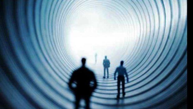 tunel hacia la siguiente evolucion